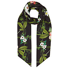 Buy Ted Baker Laurene Secret Trellis Skinny Scarf Online at johnlewis.com