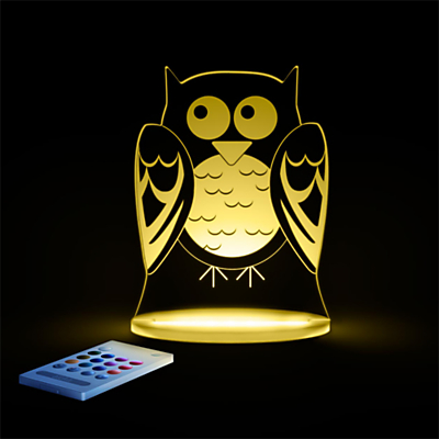 Image of Aloka Baby Owl Sleepylight Night Light