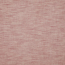 Buy John Lewis Harbour Plain Fabric, Coastal Red, Price Band B Online at johnlewis.com