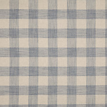 Buy John Lewis Eliot Check Pattern, Pacific Blue, Price Band C Online at johnlewis.com