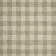 Buy John Lewis Eliot Check Pattern, Dark Sage, Price Band C Online at johnlewis.com