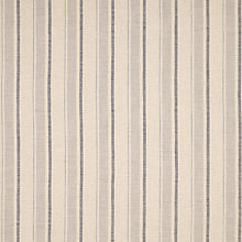 Buy John Lewis Parton Stripe Twill Fabric, Nordic Blue, Price Band D Online at johnlewis.com