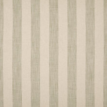 Buy John Lewis Brody Stripe Fabric, Dark Sage, Price Band C Online at johnlewis.com