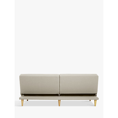 Buy john lewis the basics clapton sofa bed with foam for Sofa bed uk john lewis