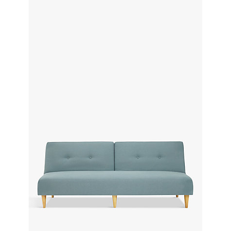 Buy john lewis the basics clapton sofa bed with foam for Sofa bed john lewis