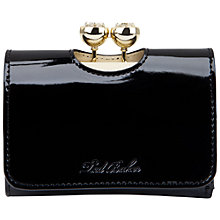 Buy Ted Baker Shyla Bobble Small Leather Purse Online at johnlewis.com