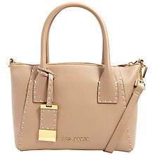 Buy Ted Baker Lauren Small Leather Tote Bag Online at johnlewis.com