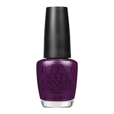Buy OPI Nails - Nail Lacquer - Purples Online at johnlewis.com