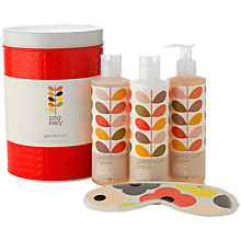 Buy Orla Kiely Geranium Bath & Body Ultimate Luxury Set Online at johnlewis.com