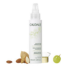 Buy Caudalie Make Up Removing Cleansing Oil, 100ml Online at johnlewis.com