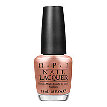 Buy OPI Venice Nail Lacquer Collection, 15ml Online at johnlewis.com
