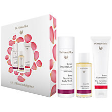 Buy Dr Hauschka Rose Indulgence Gift Set Online at johnlewis.com