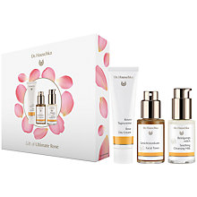 Buy Dr Hauschka Ultimate Rose Kit Skincare Gift Set Online at johnlewis.com