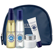 Buy L'Occitane Shea Butter Skincare Gift Set Online at johnlewis.com
