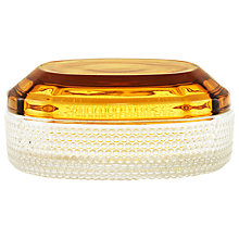 Buy Normann Copenhagen Brilliant Box Large, Amber Online at johnlewis.com