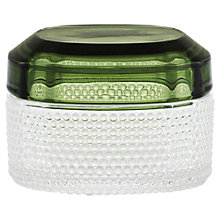 Buy Normann Copenhagen Brilliant Box Small, Green Online at johnlewis.com