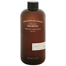 Buy Boticario de Havana Shampoo Online at johnlewis.com