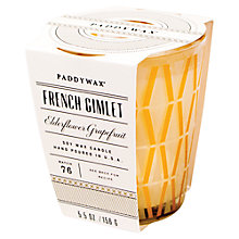 Buy Paddywax Mixology French Gimlet Scented Candle Online at johnlewis.com