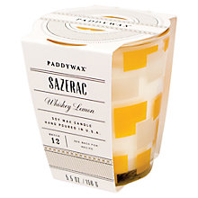 Buy Paddywax Mixology Sazerac Scented Candle Online at johnlewis.com