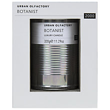 Buy Urban Olfactory Botanist 2000 Scented Candle Online at johnlewis.com