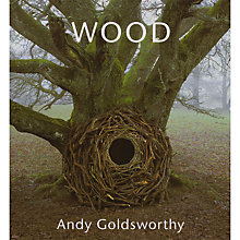 Buy Andy Goldsworthy Wood Book Online at johnlewis.com