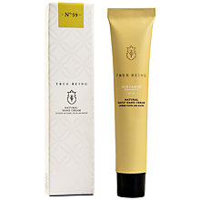 Buy True Being Bergamot Hand Cream Online at johnlewis.com