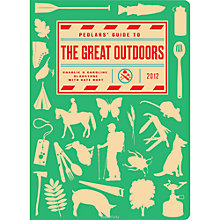 Buy Pedlars' Guide To The Great Outdoors Book Online at johnlewis.com