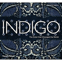 Buy Indigo The Colour That Changed The World Book Online at johnlewis.com