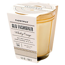 Buy Paddywax Mixology Old Fashioned Scented Candle Online at johnlewis.com
