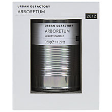 Buy Urban Olfactory Arboretum 2012 Scented Candle Online at johnlewis.com