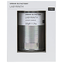 Buy Urban Olfactory Labyrinth 1981 Scented Candle Online at johnlewis.com