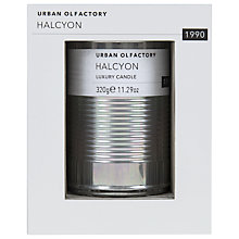 Buy Urban Olfactory Halcyon 1990 Scented Candle Online at johnlewis.com