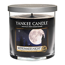 Buy Yankee Candle Midsummer's Night Scented Candle, Small Online at johnlewis.com