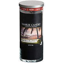 Buy Yankee Candle Black Coconut Scented Candle, Large Online at johnlewis.com