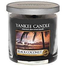 Buy Yankee Candle Black Coconut Scented Candle, Small Online at johnlewis.com