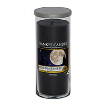 Buy Yankee Candle Midsummer's Night Scented Candle, Large Online at johnlewis.com