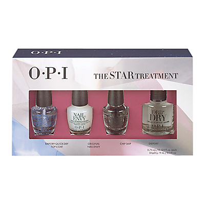 shop for OPI Starlight Holiday Collection The Star Treatment Minipack at Shopo
