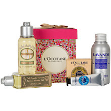 Buy L'Occitane Provençal Bath & Shower Collection Online at johnlewis.com