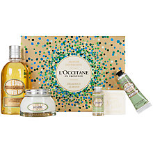 Buy L'Occitane Delicious Almond Bath & Body Collection Online at johnlewis.com
