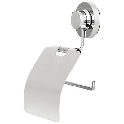 Bliss Lock N Roll Suction Toilet Roll Holder