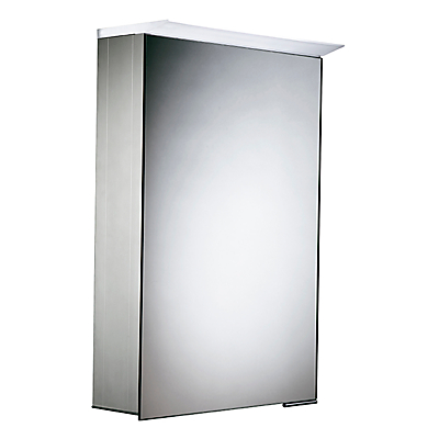 Roper Rhodes Viper Illuminated Bathroom Cabinet