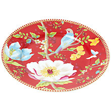 Buy PiP Studio Chinese Garden Plate Online at johnlewis.com