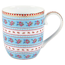 Buy PiP Studio Ribbon Rose Senseo Mug Online at johnlewis.com