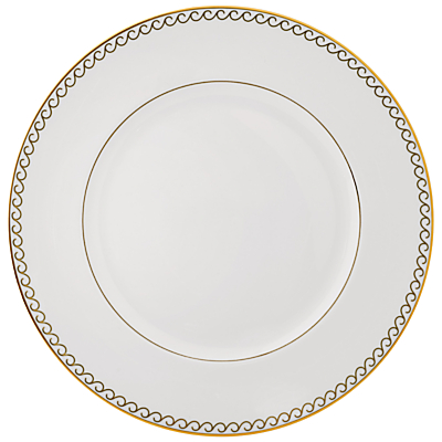 Vera Wang Swirl Bone China Dinner Plate