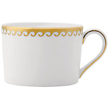 Buy Vera Wang Swirl Bone China Teacup Online at johnlewis.com