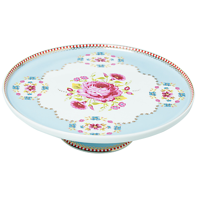 Image of PiP Studio Big Floral Mini Cake Stand