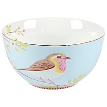 Buy Pip Studio Early Bird Bowl, Blue Online at johnlewis.com