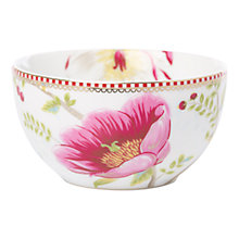 Buy PiP Studio Chinese Garden White Bowl, Dia.15cm Online at johnlewis.com