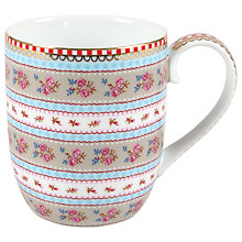 Buy PiP Studio Ribbon Rose Senseo Small Mug Online at johnlewis.com