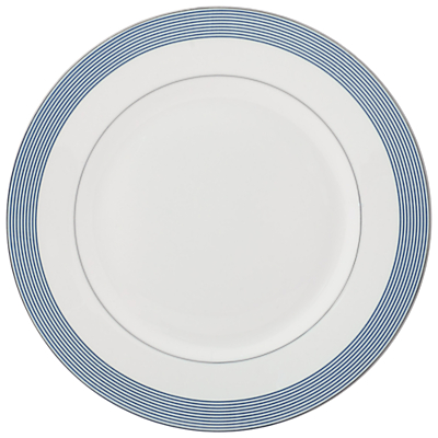 Vera Wang for Wedgwood Grosgrain Indigo Salad Plate